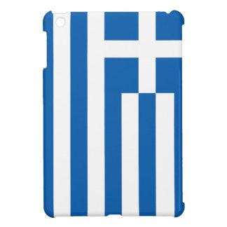 The Flag of Greece iPad Mini Covers
