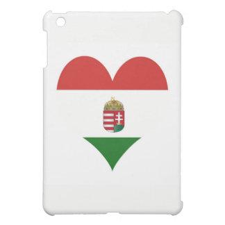 The flag of Hungary iPad Mini Cases
