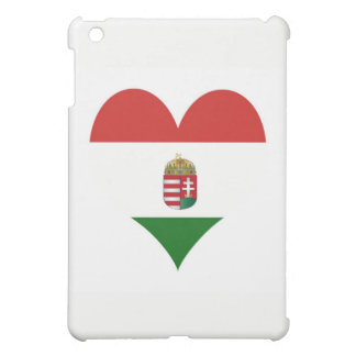 The flag of Hungary iPad Mini Cover