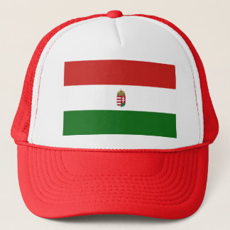 The flag of Hungary Trucker Hat