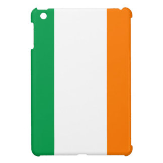 The Flag of Ireland, Irish Tricolour iPad Mini Cases