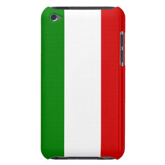 The Flag of Italy iPod Case-Mate Case