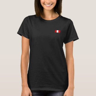 The Flag of Peru T-Shirt