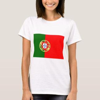 The Flag of Portugal (Bandeira de Portugal) T-Shirt