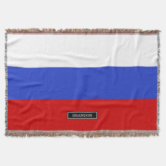 The Flag of Russian