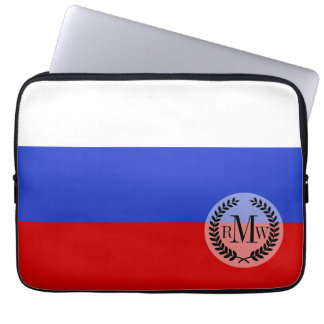 The Flag of Russian Computer Sleeves