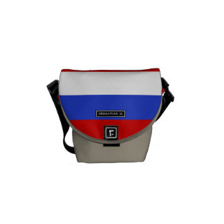 The Flag of Russian Courier Bags