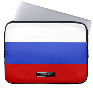 The Flag of Russian Laptop Sleeve