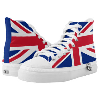 The Flag of the United Kingdom High Tops