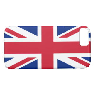 The Flag of the United Kingdom iPhone 8/7 Case