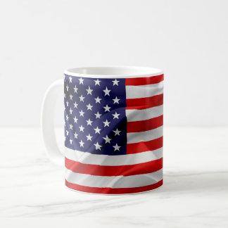 The Flag of the United States of America Coffee Mug