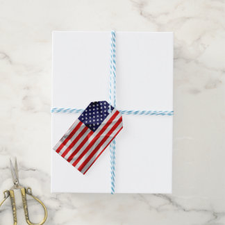 The Flag of the United States of America Gift Tags