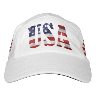 The Flag of the United States of America Hat