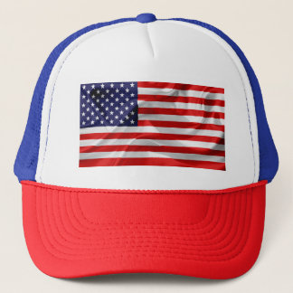 The Flag of the United States of America Trucker Hat