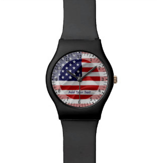 The Flag of the United States of America Watch