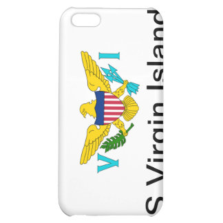 The Flag of the US Virgin Islands iPhone 5C Covers