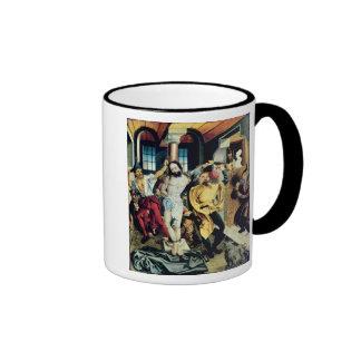 The Flagellation of Christ Coffee Mugs