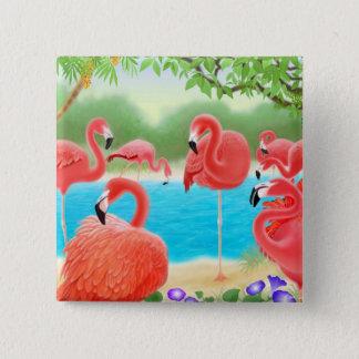 The Flamingo Pin