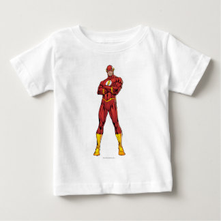 The Flash Arms Crossed Baby T-Shirt
