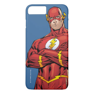 The Flash Arms Crossed iPhone 7 Plus Case