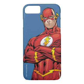 The Flash Arms Crossed iPhone 8/7 Case
