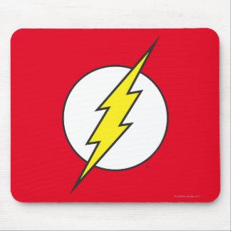 The Flash Lightning Bolt Mouse Pad