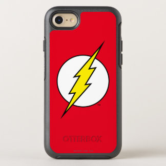 The Flash | Lightning Bolt OtterBox Symmetry iPhone 8/7 Case