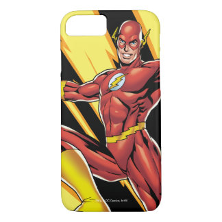 The Flash Lightning Bolts iPhone 7 Case