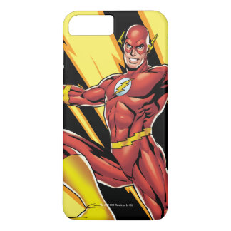 The Flash Lightning Bolts iPhone 7 Plus Case