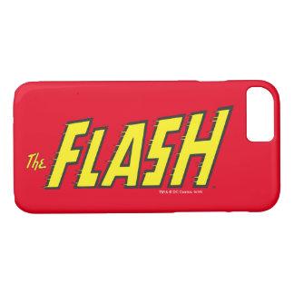 The Flash Logo Yellow iPhone 7 Case
