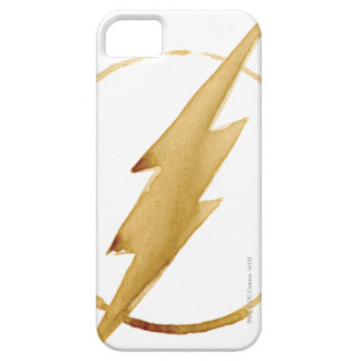 The Flash | Yellow Chest Emblem Barely There iPhone 5 Case