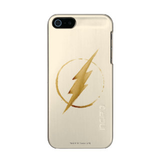 The Flash | Yellow Chest Emblem Incipio Feather® Shine iPhone 5 Case