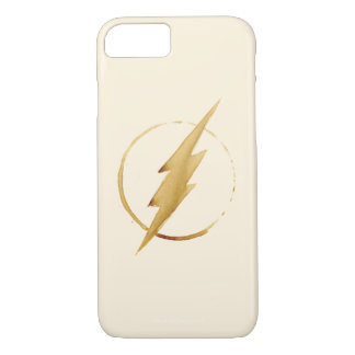 The Flash | Yellow Chest Emblem iPhone 8/7 Case