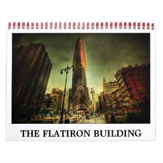 THE FLATIRON BUILDING CALENDAR
