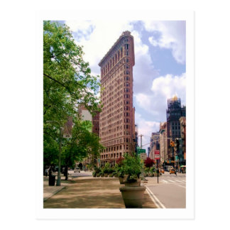 The Flatiron Building Postcard