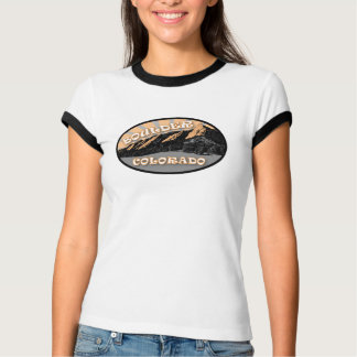 The Flatirons, Chautauqua Park, Boulder CO T-Shirt