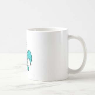 The Fleur-de-Lis Basic White Mug