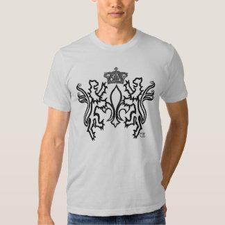The Fleur-de-lis Royal Emblem. T-shirts