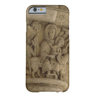 The Flight into Egypt, column capital relief from Barely There iPhone 6 Case