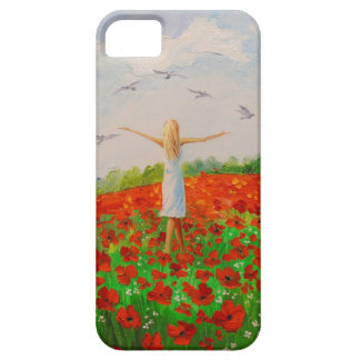 The flight of the soul iPhone 5 case