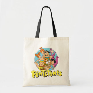 The Flintstones and Rubbles Family Graphic