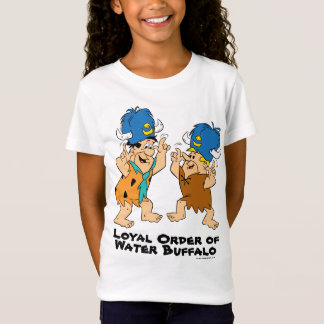 The Flintstones | Fred & Barney Water Buffaloes T-Shirt