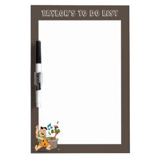 The Flintstones | Fred Flintstone Dancing Dry Erase Board