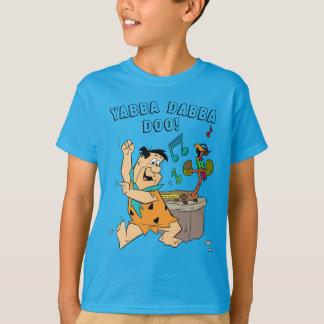 The Flintstones | Fred Flintstone Dancing T-Shirt