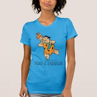 The Flintstones | Fred & Pebbles Flintstone T-Shirt