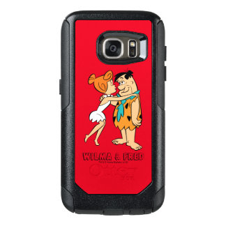 The Flintstones | Wilma Kissing Fred OtterBox Samsung Galaxy S7 Case