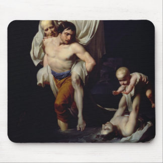 The Flood, c.1789 (oil on canvas) Mouse Pad
