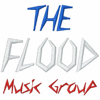 The Flood Music Group - Customized... - Customized Embroidered Hoodie