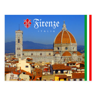 The Florence Dome Postcard