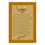 The Florence Nightingale Pledge Posters
